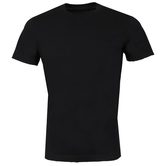 Diesel Mens Black Rivers T Shirt main image