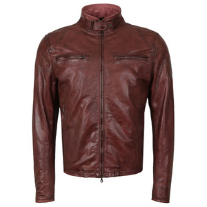 Osborne Leather Blouson