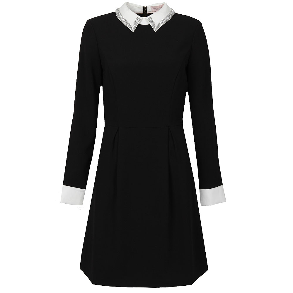 Timu Collar Detail Dress main image