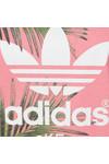 Adidas Originals Womens White BF Trefoil T Shirt