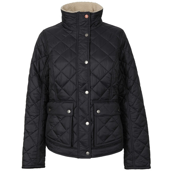 Barbour Lifestyle Womens Blue Cushat Quilt  main image
