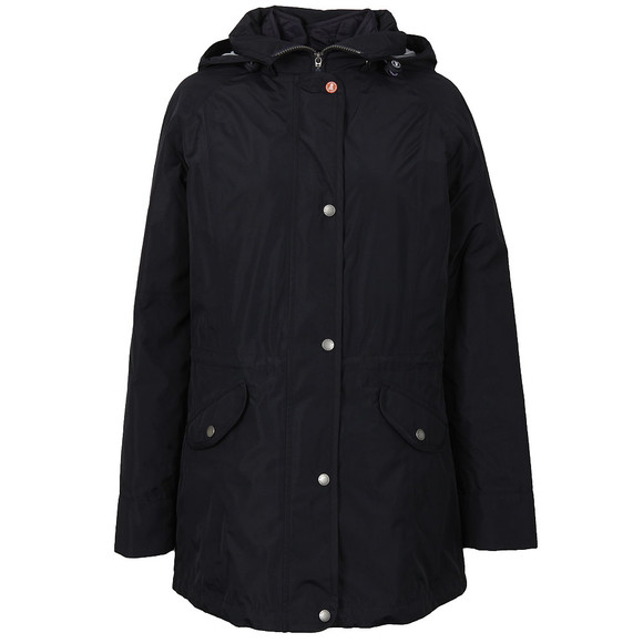 Barbour Lifestyle Womens Blue Winter Trevose Jacket main image