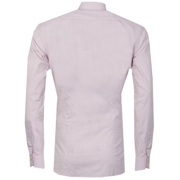 Ted Baker Mens Pink Hewett L/S Endurance Timeless Shirt main image