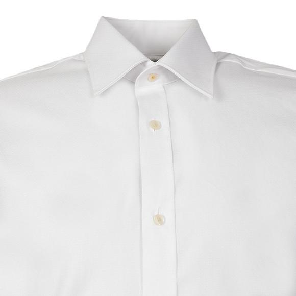 Ted Baker Mens White Morrell Endurance Timeless Shirt main image