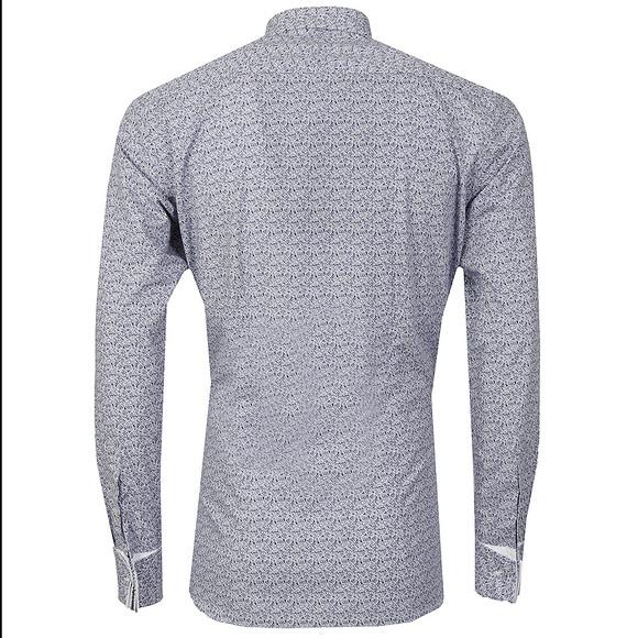 Ted Baker Mens Blue Abbot L/S Endurance Sterling Shirt main image