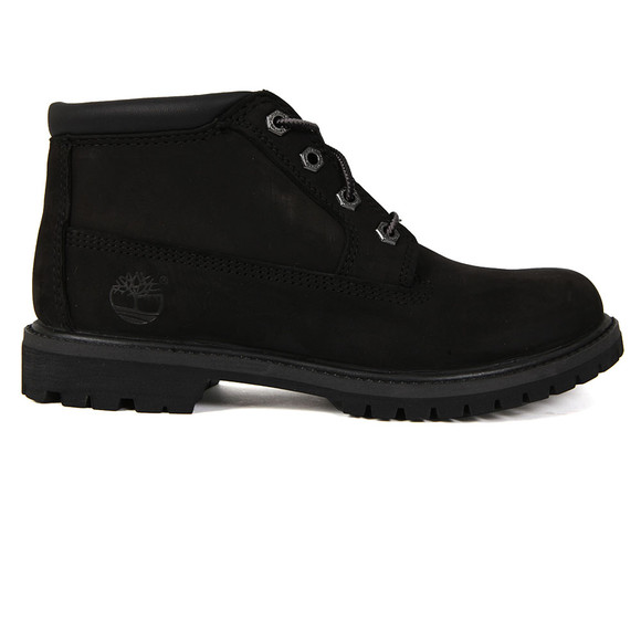 Timberland Womens Black Nellie Waterproof Chukka Boot main image