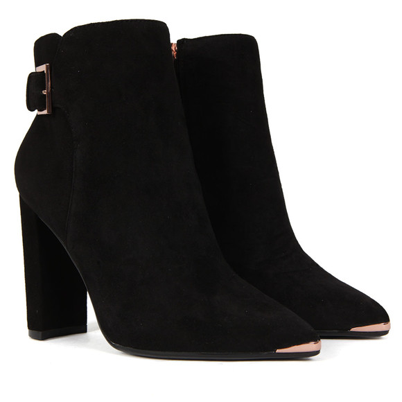 Ted Baker Womens Black Maryne Pointed Ankle Boot main image