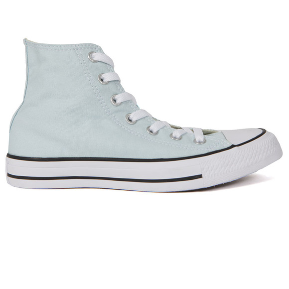 Converse Womens Blue All Star Seasonal Hi Trainers main image
