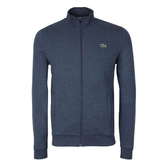 Lacoste Sport Mens Blue SH7616 Full Zip  Sweatshirt main image