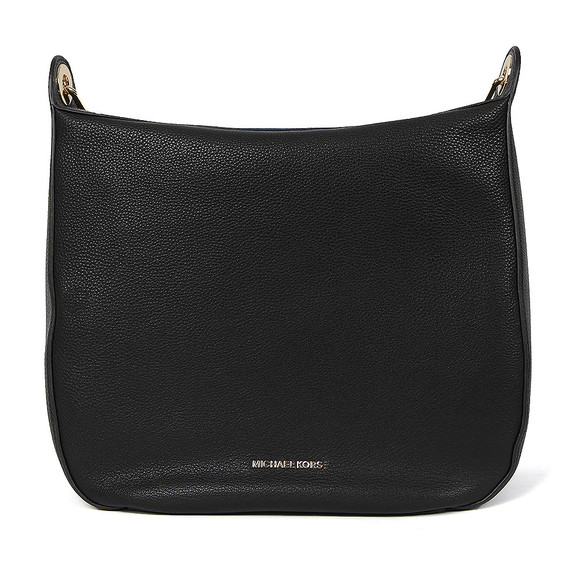 Michael Kors Womens Black Raven Large Shoulder Bag main image