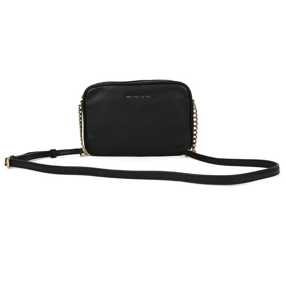 Michael Kors Womens Black Bedford Large EW Crossbody Bag main image