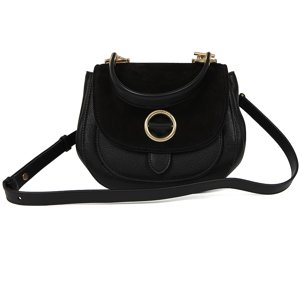 Isadore Messenger Leather Shoulder Bag main image