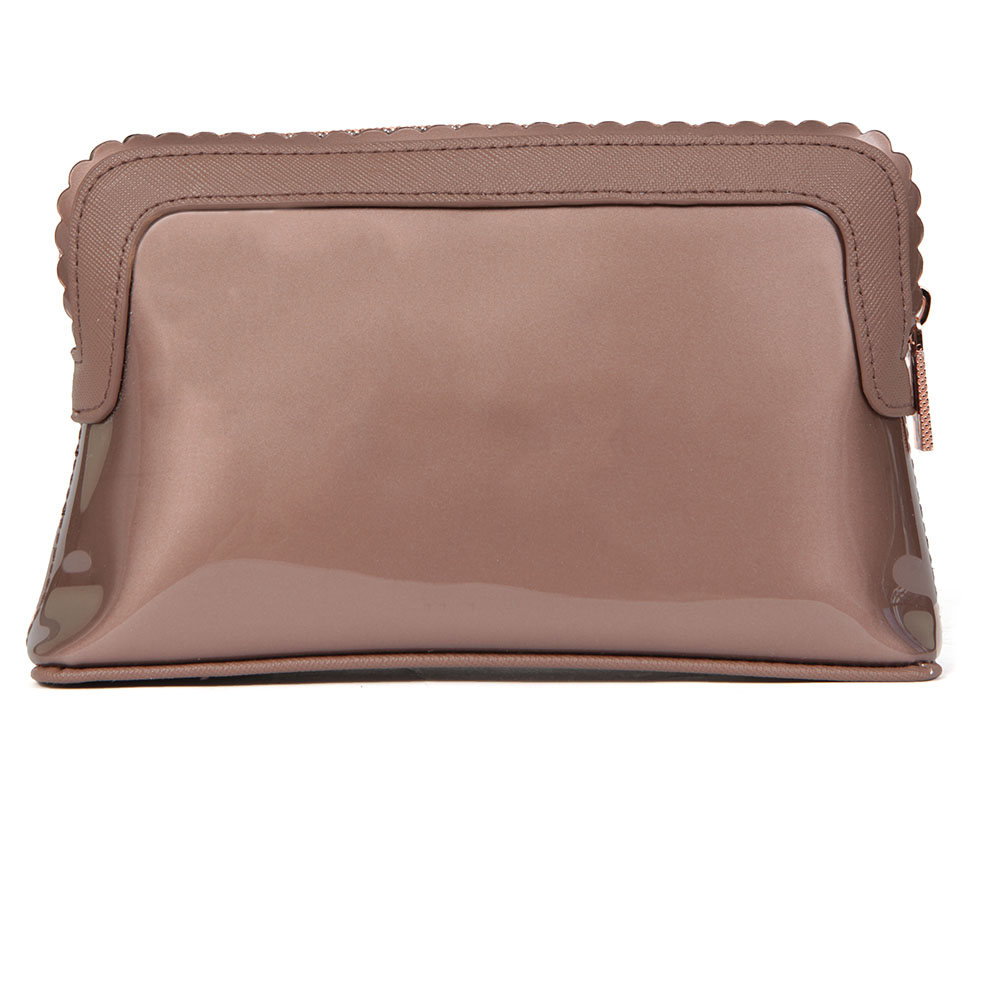 Elden Scallop Edge Make Up Bag main image