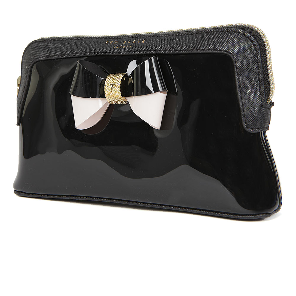 Rosamm Colourblock Bow Make Up Bag main image