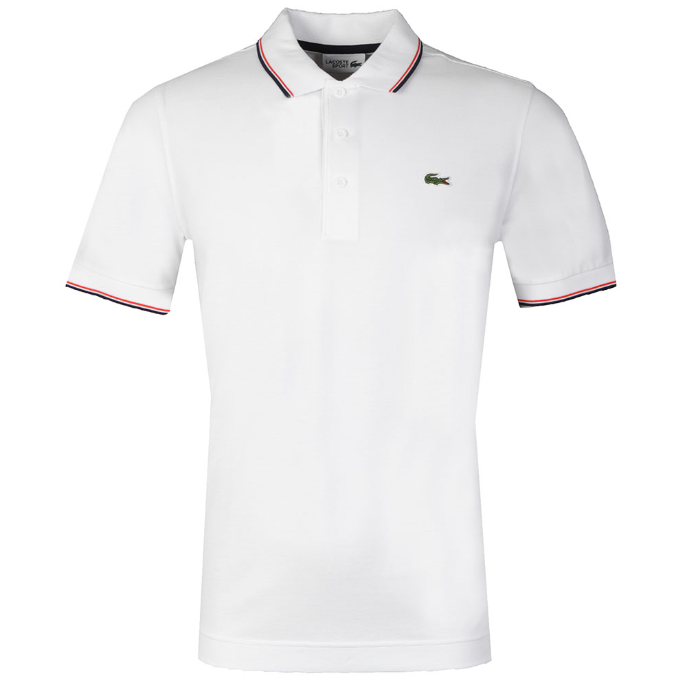 YH7900 Tipped Polo Shirt main image