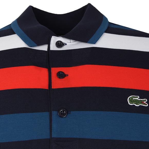 Lacoste Sport Mens Multicoloured S/S YH9324 Polo main image