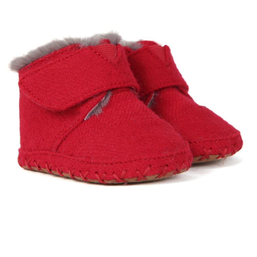 Cuna Felt Tweed First Shoe main image