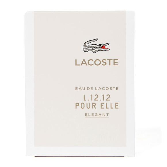 Lacoste Womens White L1212 Pour Elle EDT main image