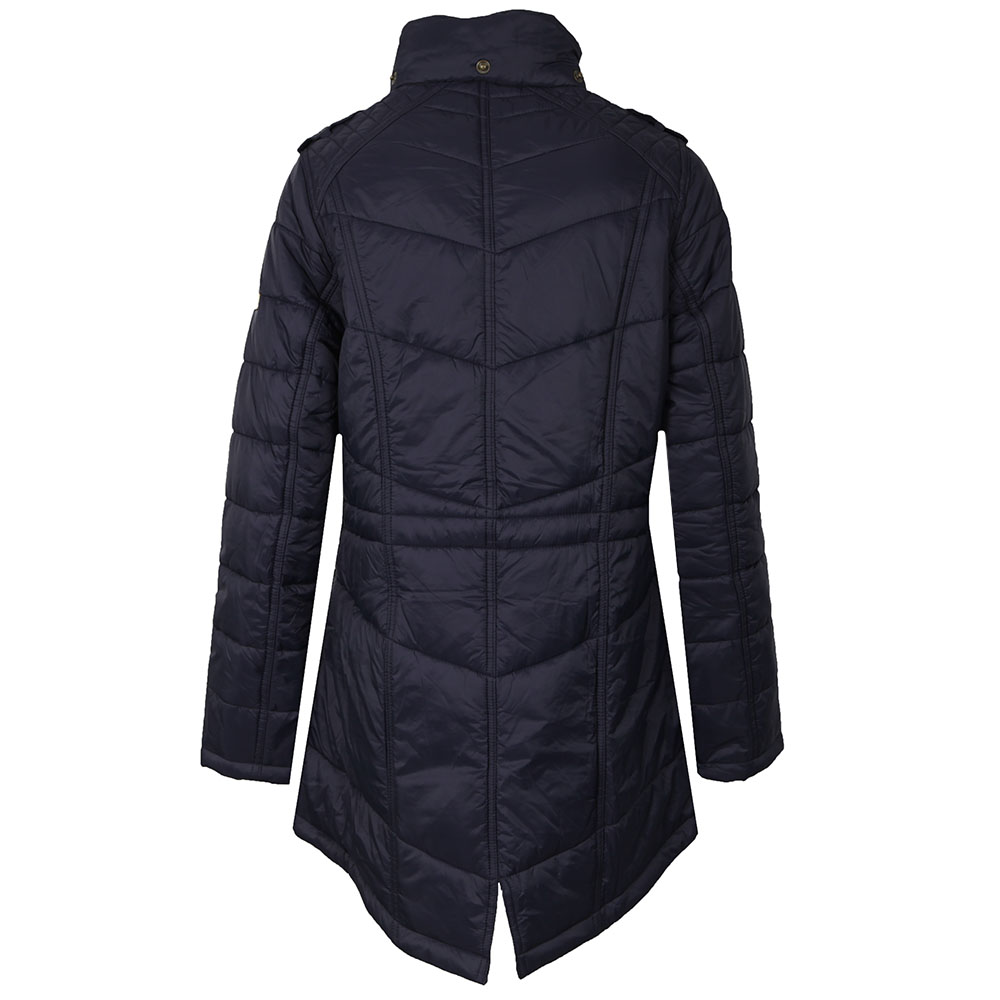 Circlip Quilted Jacket main image