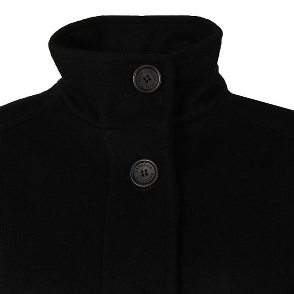 Barbour Lifestyle Womens Black Kerrera Jacket main image