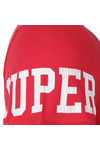 Superdry Mens Red S/S Big Entry Tee