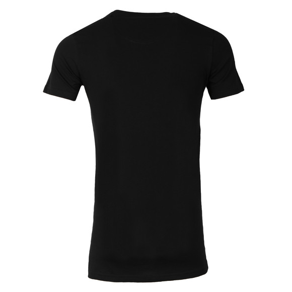 Defend London Mens Black Cambridge T Shirt main image