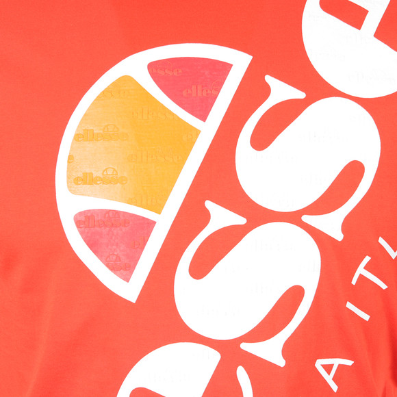 Ellesse Mens Red Bettona T Shirt main image