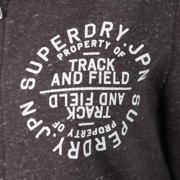 Superdry Womens Brown Track & Field Zip Hoody main image
