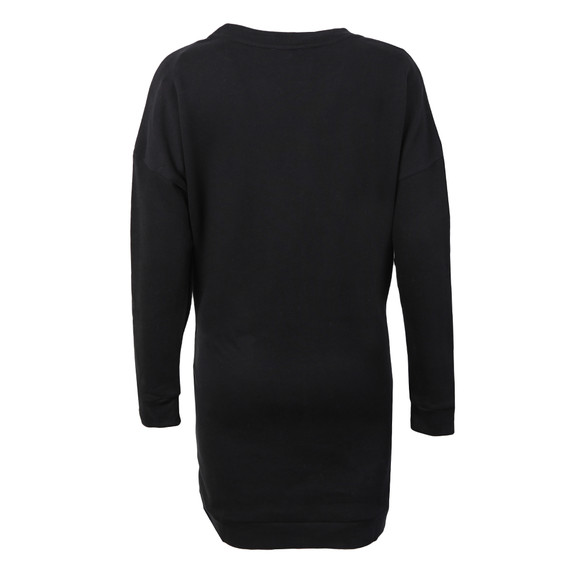 Calvin Klein Womens Black Dovali Sweater Dress main image