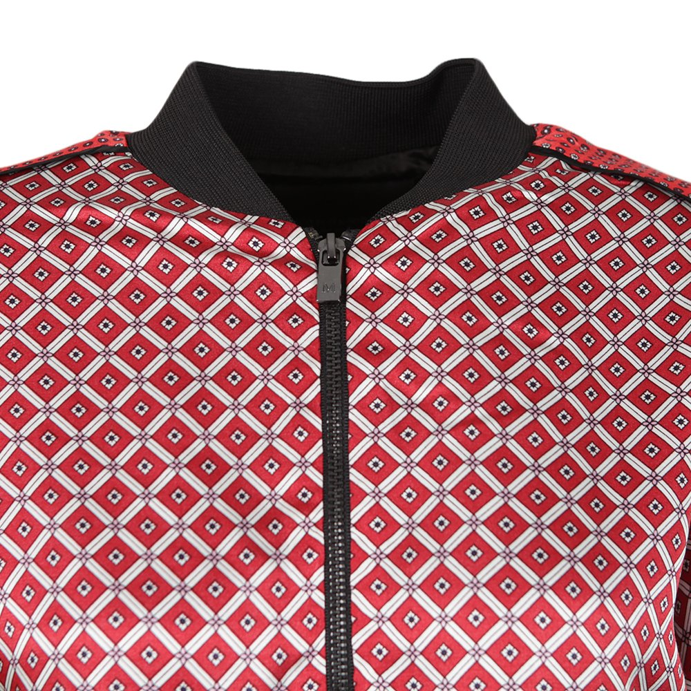 Viscose Bomber Jacket main image