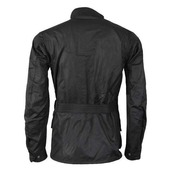 Barbour Steve McQueen Mens Black A7 V2 Wax Jacket main image