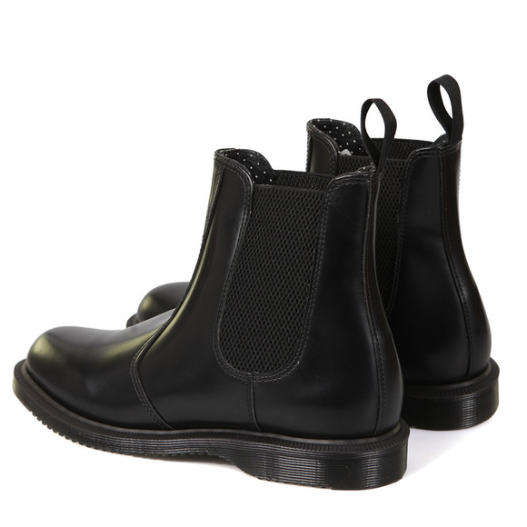 Dr Martens Womens Black Flora Boot main image