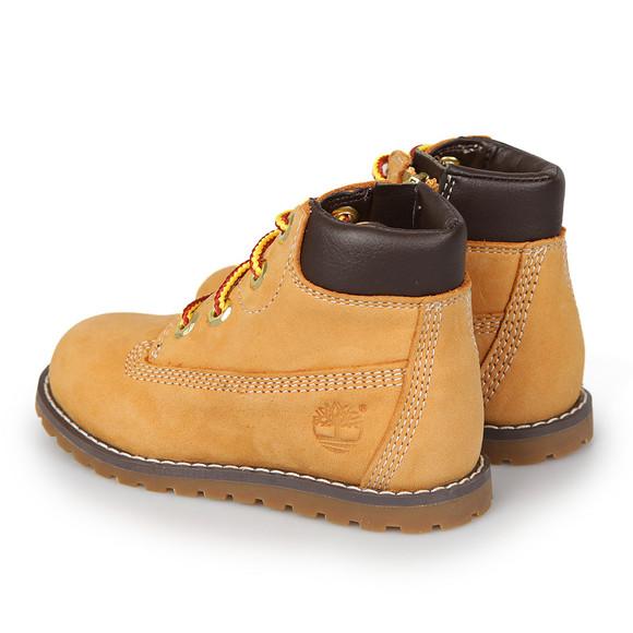 Timberland Boys Beige Pokey Pine 6 Inch Boot main image
