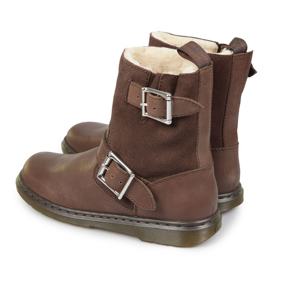 Dr Martens Womens Brown Gayle FL Boot main image