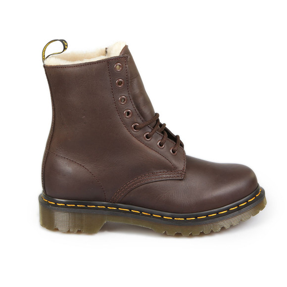 Dr Martens Womens Brown Serena Boot main image