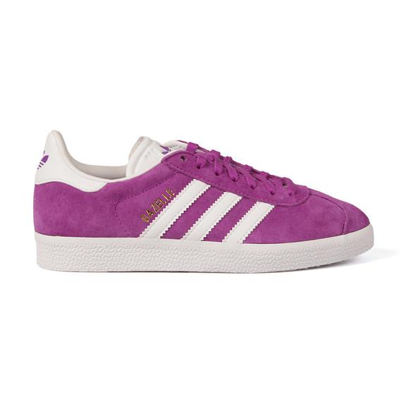 Adidas Originals Womens Purple Gazelle OG W Trainer main image