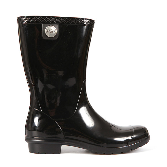Ugg Womens Black Sienna Wellington main image