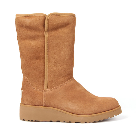 Ugg Womens Brown Amie Boot main image