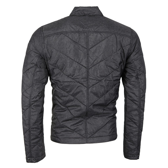 J.Lindeberg Mens Black Travon 66 Jacket main image