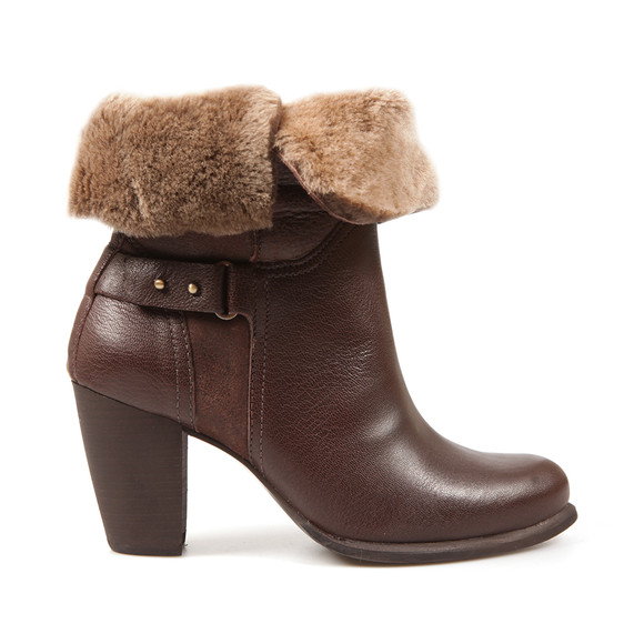 Ugg Womens Brown Jayne Boot main image