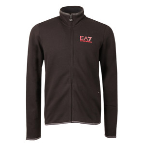 Full Zip Logo Track Top