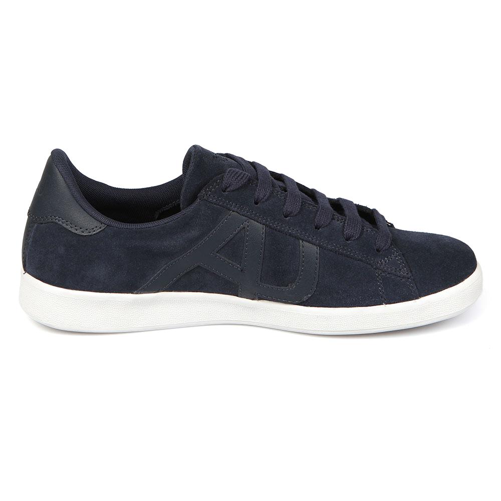armani jeans low cut sneaker oxygen clothing