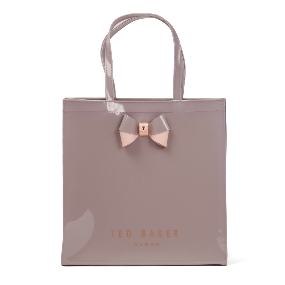 Elacon Colour Block Bow Large Icon Bag main image