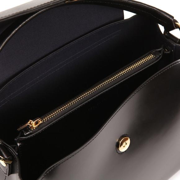 Ted Baker Womens Black Adalinn Micro Bow Top Handle Tote Bag main image