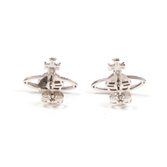 Vivienne Westwood Womens Silver Suzie Earrings main image