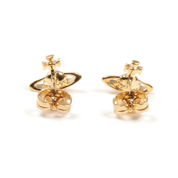 Vivienne Westwood Womens Gold Lorelei Stud Earrings main image