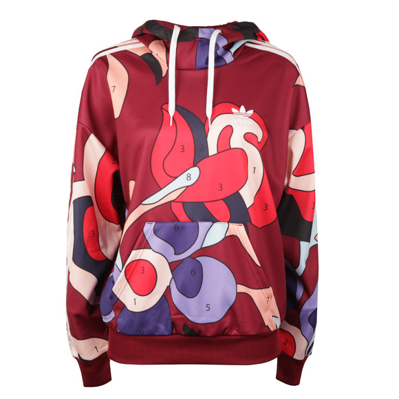 Adidas Originals Womens Multicoloured Rita Ora Hoody main image