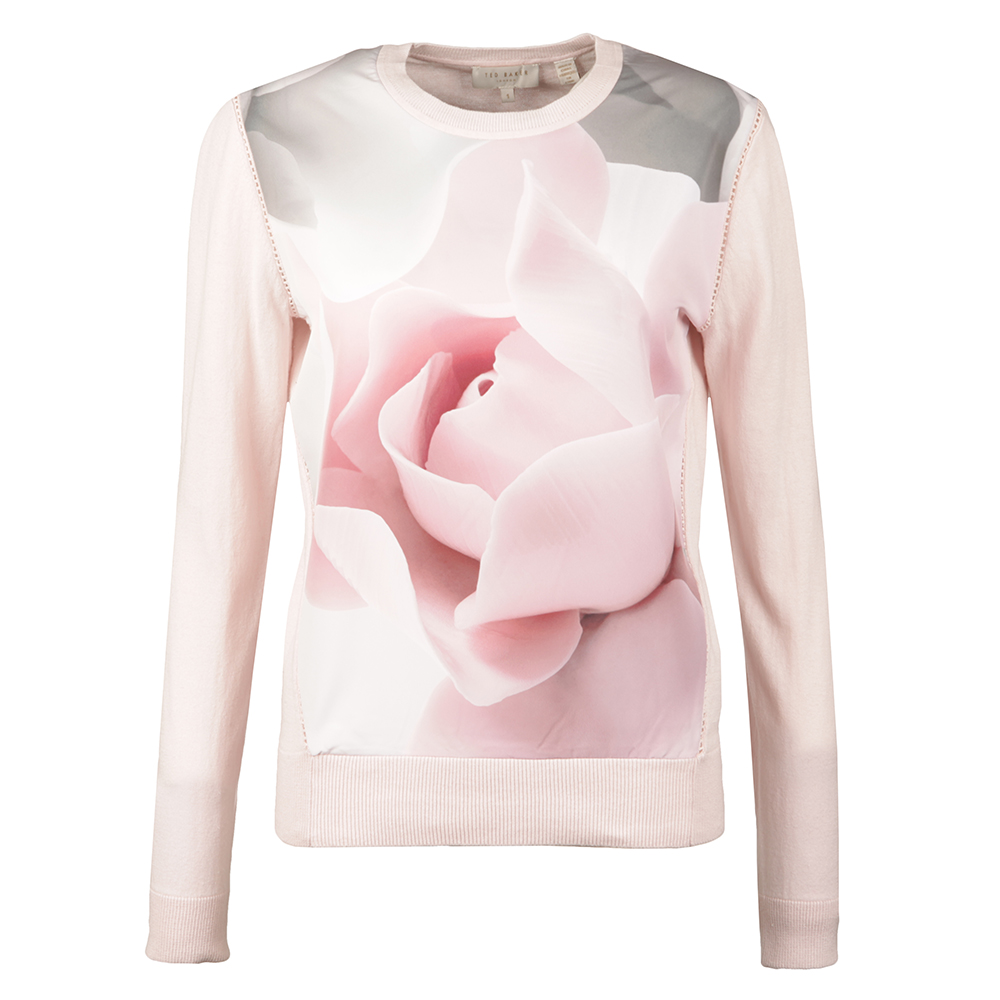 Arabel Porcelain Rose Jumper main image