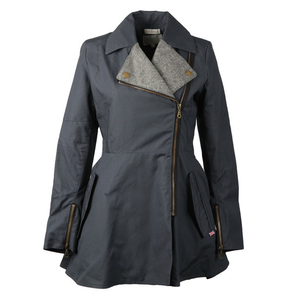 Peregrine Womens Blue Pembroke Jacket main image