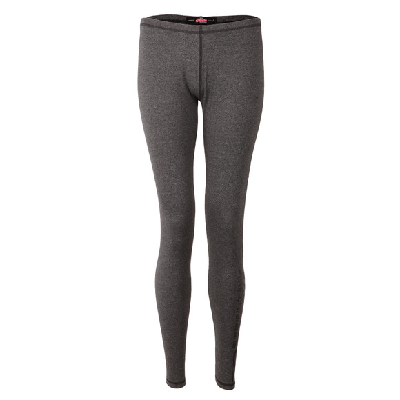 Superdry Womens Black Large Logo Legging main image